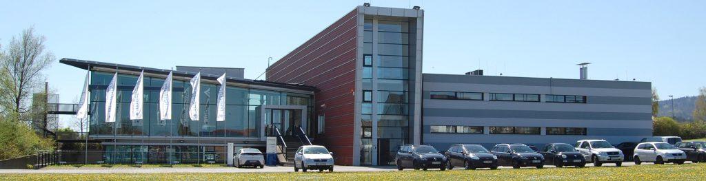 Firmengebäude medacom GmbH